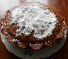 Манник — очень простой пирог. Простейший рецепт.