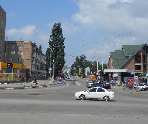 Улица Халаменюка