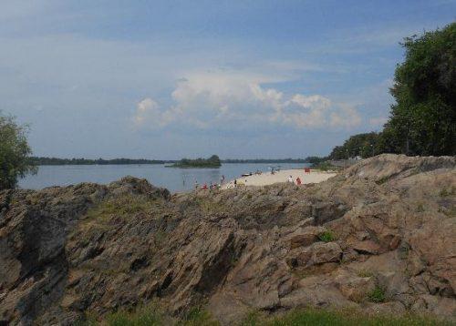 Приднепровский пляж 2019