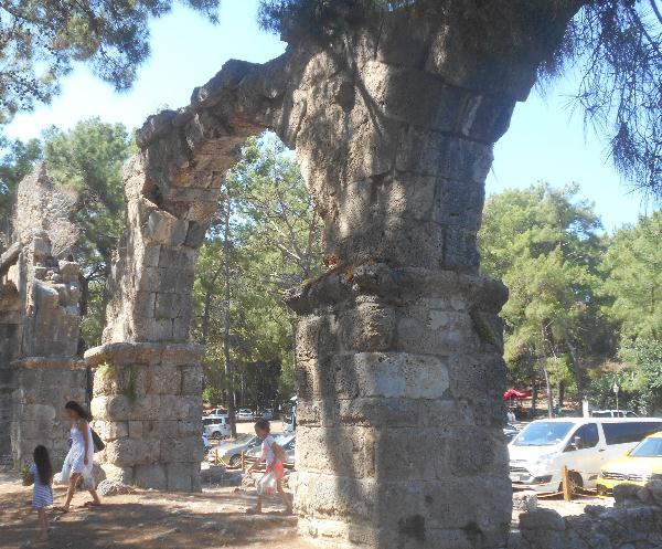 Фаселис. Руины города