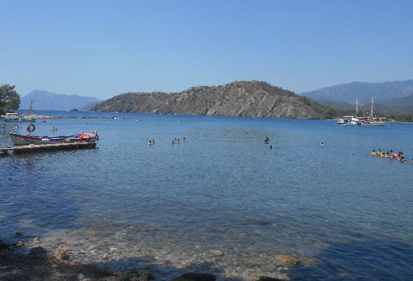 Южная гавань Фаселиса