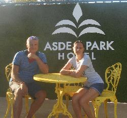 Отель asdem park 4*