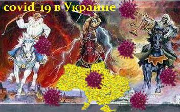 Коронавирус. Распространение в Украине. Хронология