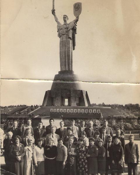 Сычев А. Г. в Киеве