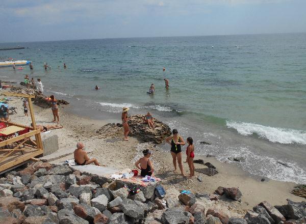 Одесса. Золотой берег