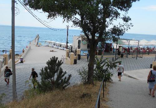 Одесса 2020 Морской берег