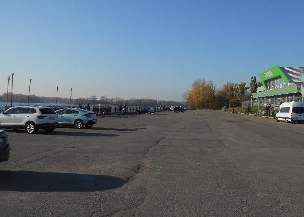 Речной вокзал Кременчуга 2020