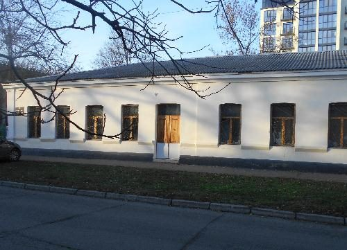 Старинные дома Кременчуга