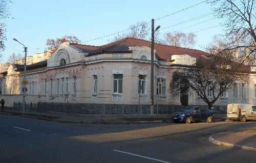 Дом генерала Гутовского