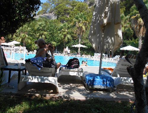 Бассейн в отеле Grand Mir'amor 4*