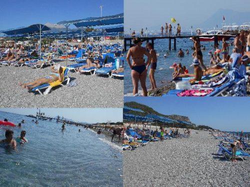 Grand Mir'amor 4*, пляж