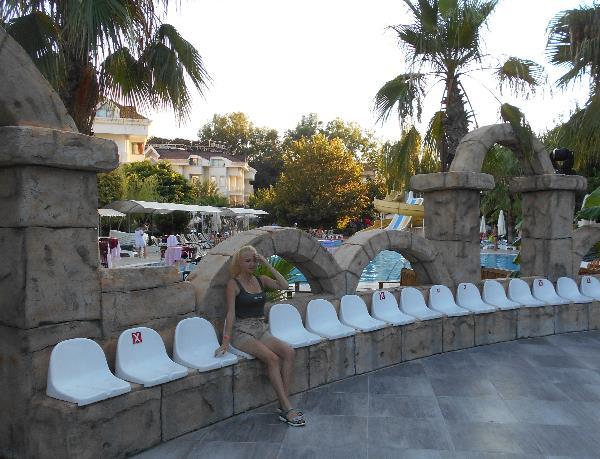 Амфитеатр в отеле Grand Mir'amor 4*